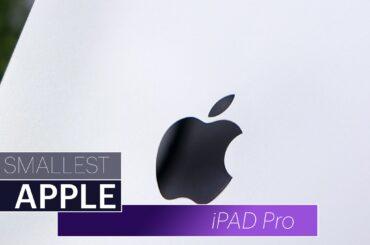 The Smallest Ipad Pro