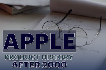 Apple Products History After 2000