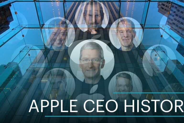 Apple CEO History, That An Apple Fan Must Know